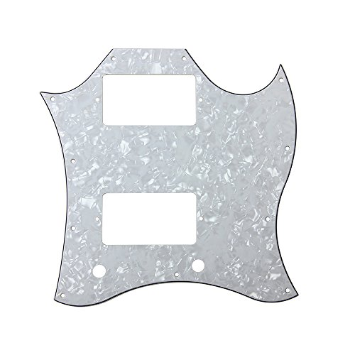 3-ply Pickguard for Gibson SG Standard Guitar - 7