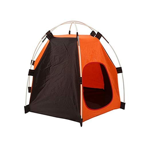 - Dog or Cat Hexagon Tent House for Indoor or Outdoor Use