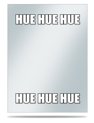 HUE HUE HUE Standard Size Printed Deck Protector Covers Ultra Pro
