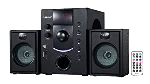 Nevir NVR-689 SMUC Speakers 2.1 RADIO/MP3/USB/SD/MMC