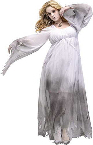 Gothic Ghost Plus Size Costume