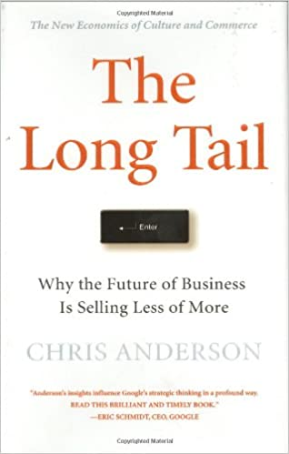 Why the Future of Business Is Selling Less of More The Long Tail