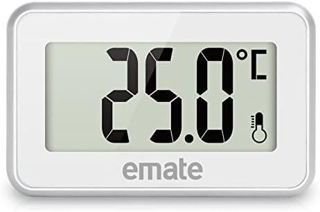 Mini pantalla LCD Digital nevera congelador Termómetro de ...
