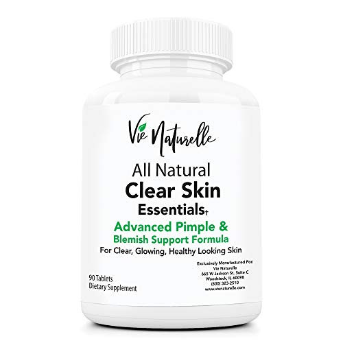 Acne Vitamins Supplements for