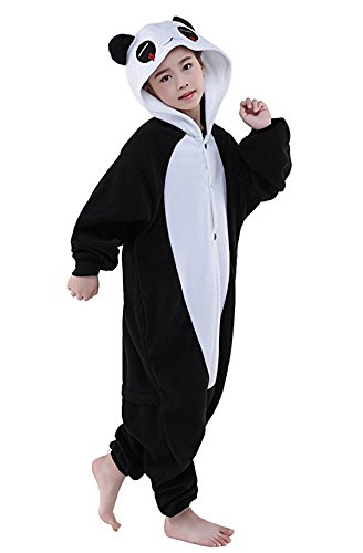 Cute Halloween Outfits Teenagers (Kids Cute Halloween Party Costume Animal Onesie Kigurumi Pajama for Teens Boy & Girl Costume Cosplay Outfit (95#(height 43-47 inch),)