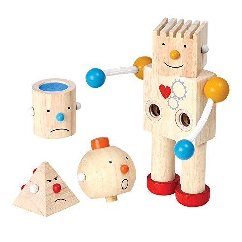 plan toys robot - 1