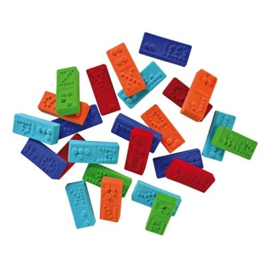 Rubbabu 20350 Learning Braille Kit by Rubbabu