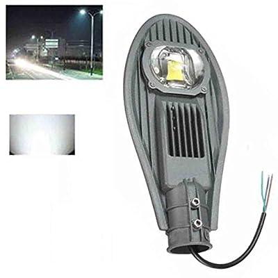 White, 30W : 30W 220V LED Road Street Flood Light Outdoor Waterproof Industrial Lamp Garden Yard park sport court road lighting lamp