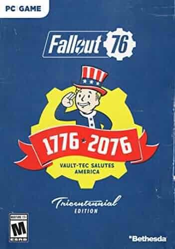 Fallout 76 Tricentennial Edition - PC