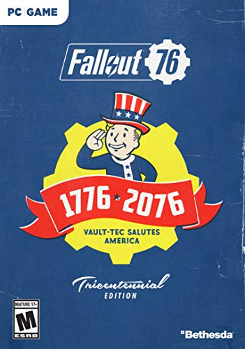 Fallout 76 Tricentennial Edition - PC