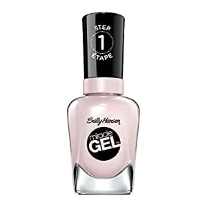 Sally Hansen Miracle Gel Nail Polish, Creme de La Creme, 0.5 Ounce