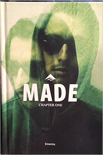 Emerica MADE Chapter One DVD Photobook: Amazon com: Books