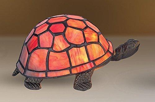Sale Beautiful Orange Tiffany Inspired Turtle Tortoise