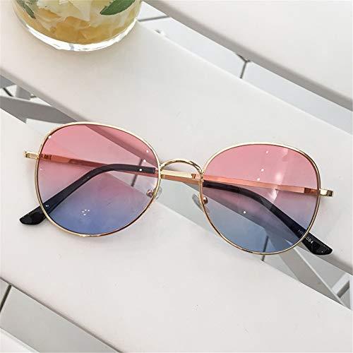 NIFG gafas ocio del retros versátiles vacaciones simples las vidrios la personalidad de sol de Lentes de raZ6xq8r