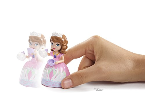 Disney Sofia the First Sofia and Teapot Figurine