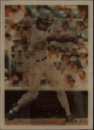 Amazoncom 1986 Sportflics Baseball Card 49 Dave Winfield Mint