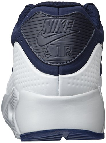 Nike Air Max 90 Ultra Moire Mens Sneakers 819477-011 Blu