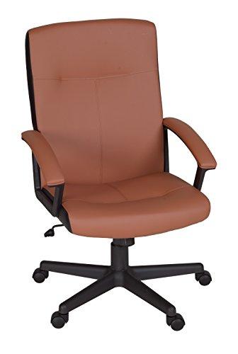 Regency 3401TF Mesa Swivel Desk-Chairs Toffee
