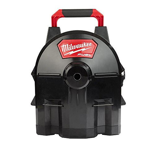 Milwaukee M18 FUEL 18-Volt Lithium-Ion Brushless Cordless Drain Cleaning Switch Pack Drum by Milwaukee