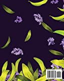 2019-2023 Five Year Planner: Purple Floral
