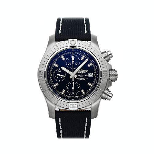 Breitling Avenger Automatic Blue Dial Watch A13385101C1X1 (Pre-Owned)