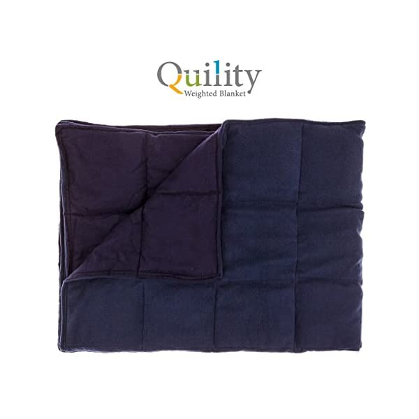 Quility Premium Kids Weighted Blanket Amp Removable Cover