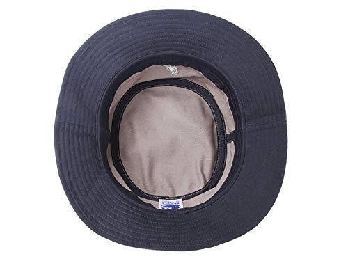 Pescador Para Hombre Lahinch Stripe Sombrero Kangol Gris De wX7YwI