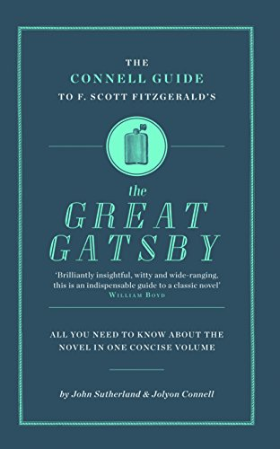 F. Scott Fitzgerald's The Great Gatsby (The Connell Guide To ...) for $<!--$6.98-->