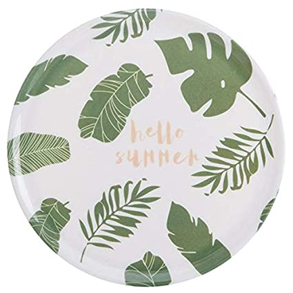 KITCHY 1pcs Multi-Grade Melamine Kitchen Heat Pad Resistance Porcelain Pot Mat Bowls Mat Coasters Doily Placemat: 03
