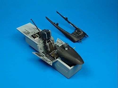Aires 1:32 F/A-18C Hornet Cockpit Set for Academy Kit - Resin Detail #2035 1