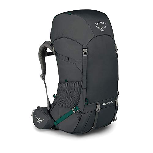 Osprey Packs Renn 65 Women's Backpacking Pack, Cinder Grey, One Size ()