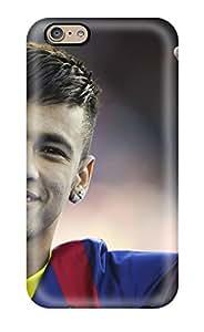 Jalik Davis Scratch-free Phone Case For Iphone 6- Retail Packaging - Neymar In Barcelona