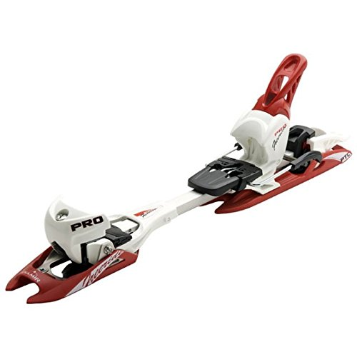 Bindings 120 Mm Brakes - Black Diamond BD1012730000LG_1 Fritschi Swiss Diamir Freeride Pro Binding with Brake, X-Large, Black