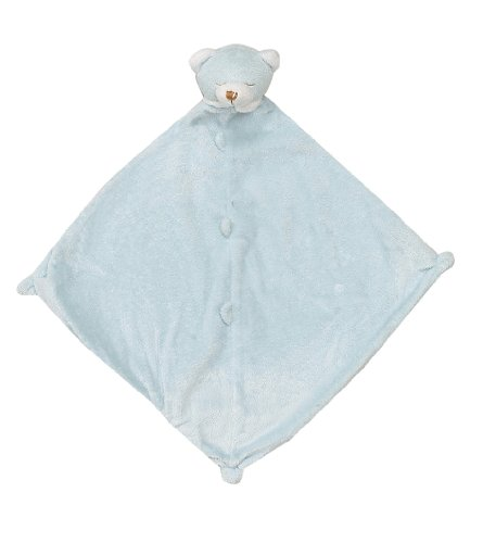 FunBath Angel Dear BLUE BEAR Blankie Angel Bear Blanket