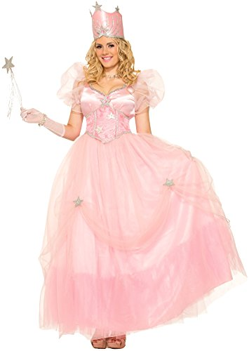 Wizard Of Oz Witch Costumes (Forum Novelties Women's Good Fairy Witch Costume, Pink,)