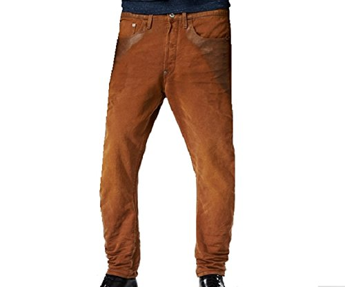 G-Star Raw TYPE C 3D Loose Tapered COJ Herren Jeans Roast Colors