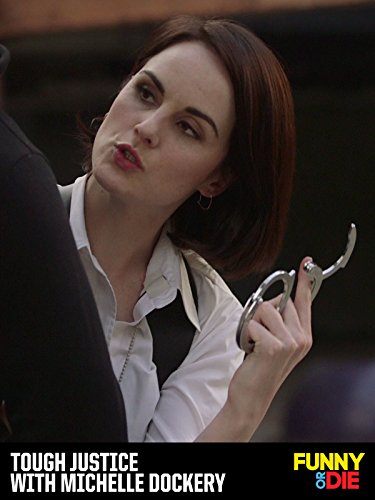 VHS : Tough Justice with Michelle Dockery