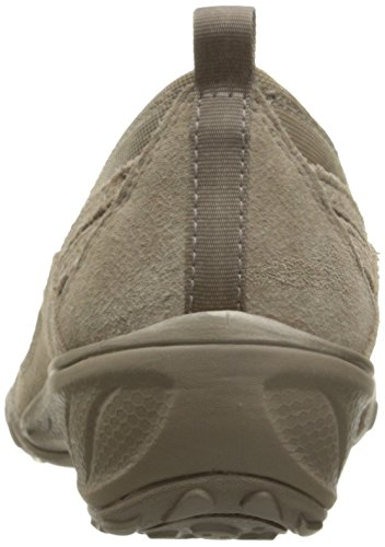 Skechers Sport Womens Savvy Verkleed Wig Pump Taupe Mesh / Suede / Light Taupe Trim