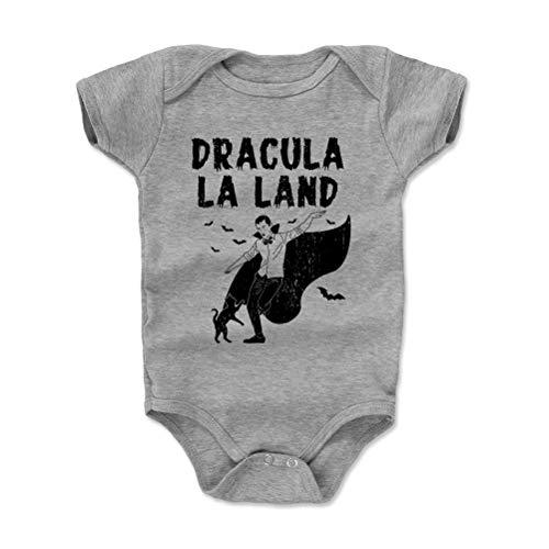 Bald Eagle Shirts Cute Halloween Baby Clothes, Onesie, Creeper, Bodysuit - Dracula La Land (Heather Gray, 6-12 Months)