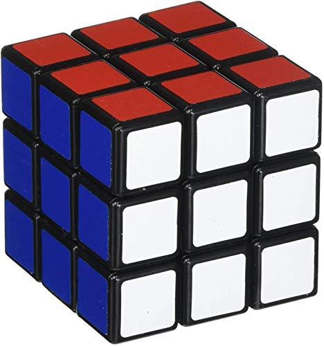 Rock World High Speed Cube 3x3x3 sticker Magic Cube 3x3 Puzzle Cube brainteaser Game Toy
