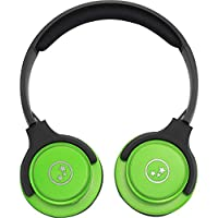 Able Planet Musicians Choice Stereo Headphone (Metallic Green)