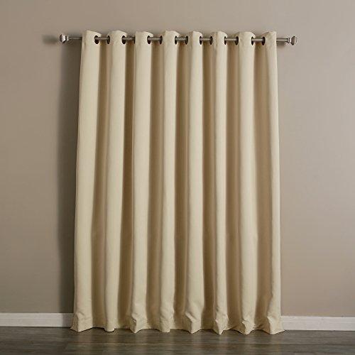grommet top curtains 95 - 8