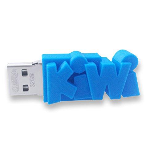 Memoria USB Personalizada con el Texto Que tú decidas–Elige Entre 15 Colores Diferentes – USB 3.0-8GB o 16GB o 32GB – un…