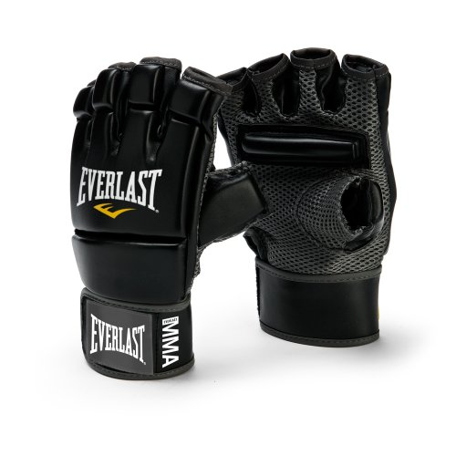 (Everlast MMA Kick Boxing Gloves)