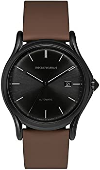 Emporio Armani Men's Quartz Stainless Steel Watch