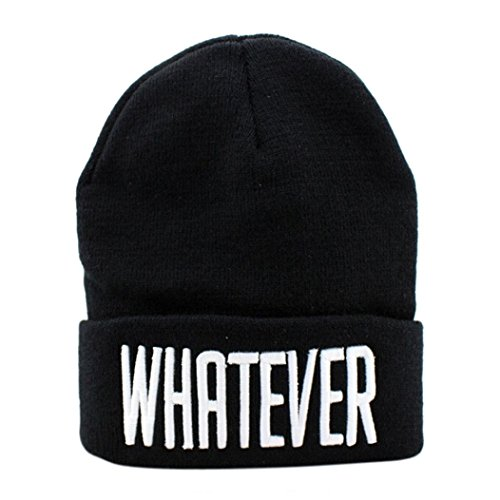 Clearance!! Winter Beanie Cap Slouchy Knit Skull Hat for Women Men - And Snapbacks Beanies