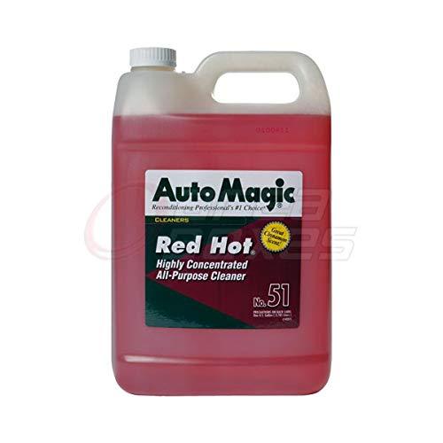 Auto Magic レッドホット 高濃度多目的クリーナー 1ガロン B0785RD3R5