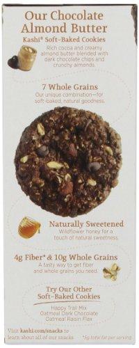 Kashi Chocolate Almond Cookie