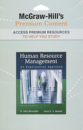 Premium Content Card for Human Resource Management