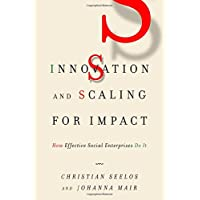 Innovation & Scaling For Impact